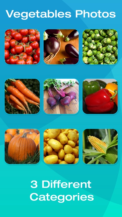 Fruit and Vegetable Picture Flashcards for Babies, Toddlers or Preschool (Free) screenshot-3