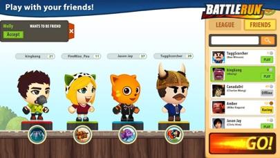 Screenshots of Battle Run for iPhone