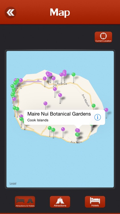 Cook Islands Travel Guide screenshot-3