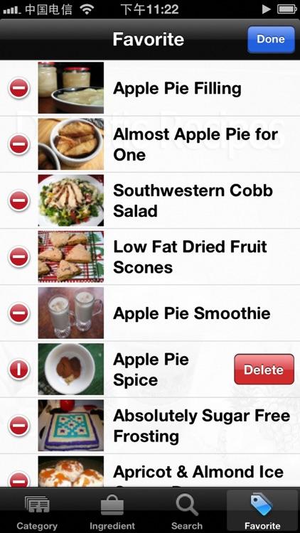 10000+ Diabetic Recipes screenshot-4
