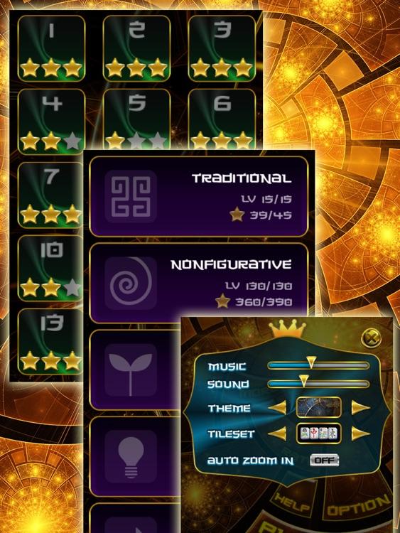 Mahjong Master HD Pro