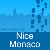 Nice and Monaco Compass : Offline Map