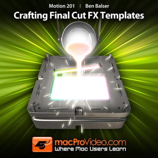Course For Motion 5 201 - Crafting Final Cut FX Templates