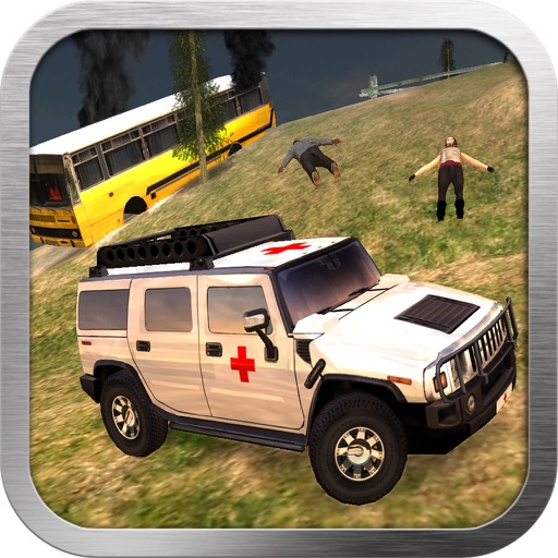 911 Search and Rescue SUV Simulator