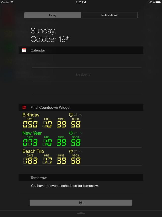 6ca5525910b  Contagem Final na App Store