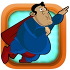 Awesome Fatty Man Super Hero: Justice Among Chaos icon