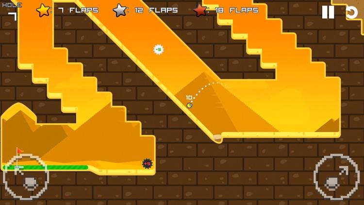Flappy Golf screenshot-3