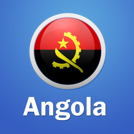 Angola Travel Guide icon