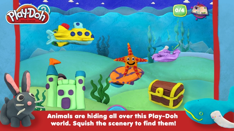 PLAY-DOH: Seek and Squish screenshot-1