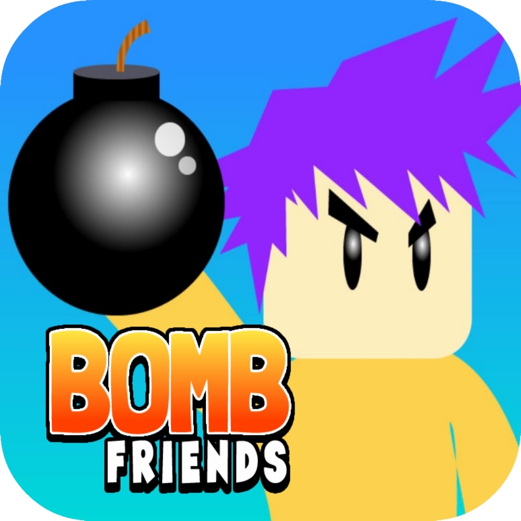 Bomb Friends - Free Games for Family Baby Boys And Girls