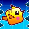 Geometry Pocket Mouse - Electric Pet Go Avoid Color Stack - iPhoneアプリ
