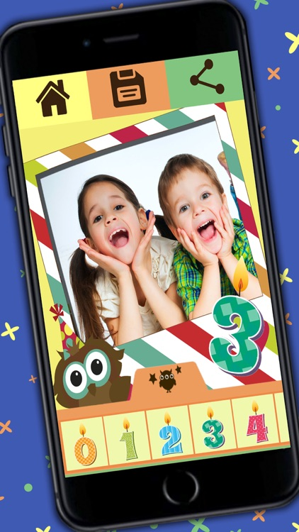 Frames and birthday cards Greetings -Premium
