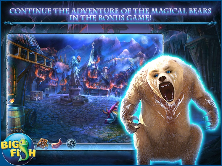 Living Legends: Wrath of the Beast HD - A Magical Hidden Object Adventure (Full) screenshot-3