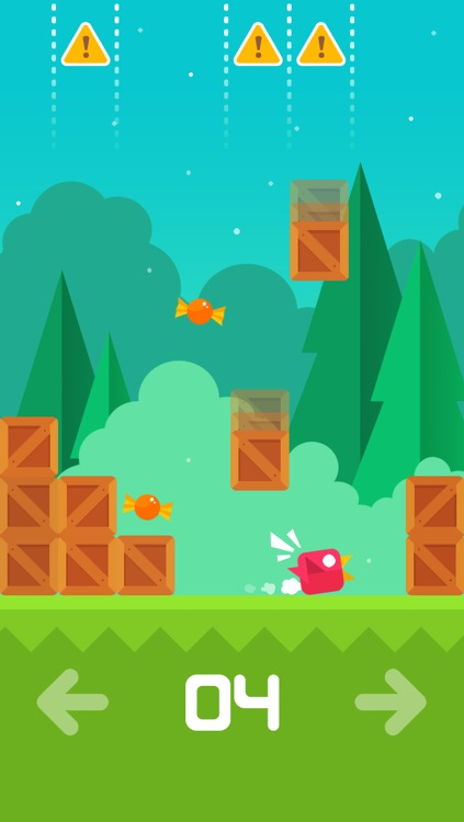 Run Bird Run screenshot-0