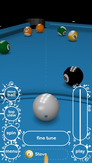 Killer Pool Screenshot