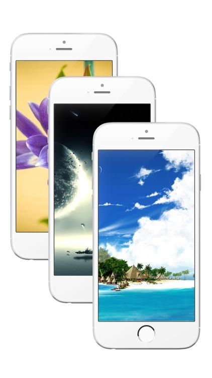 Wallpapers for iOS 8, iPhone 6/Plus screenshot-4