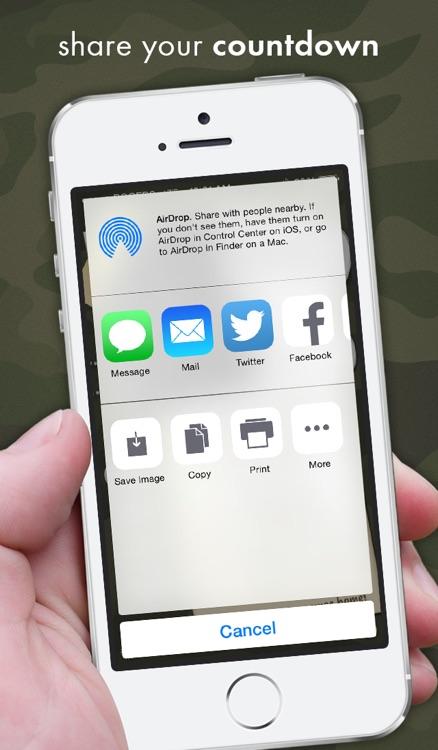 Soldier Countdown screenshot-4