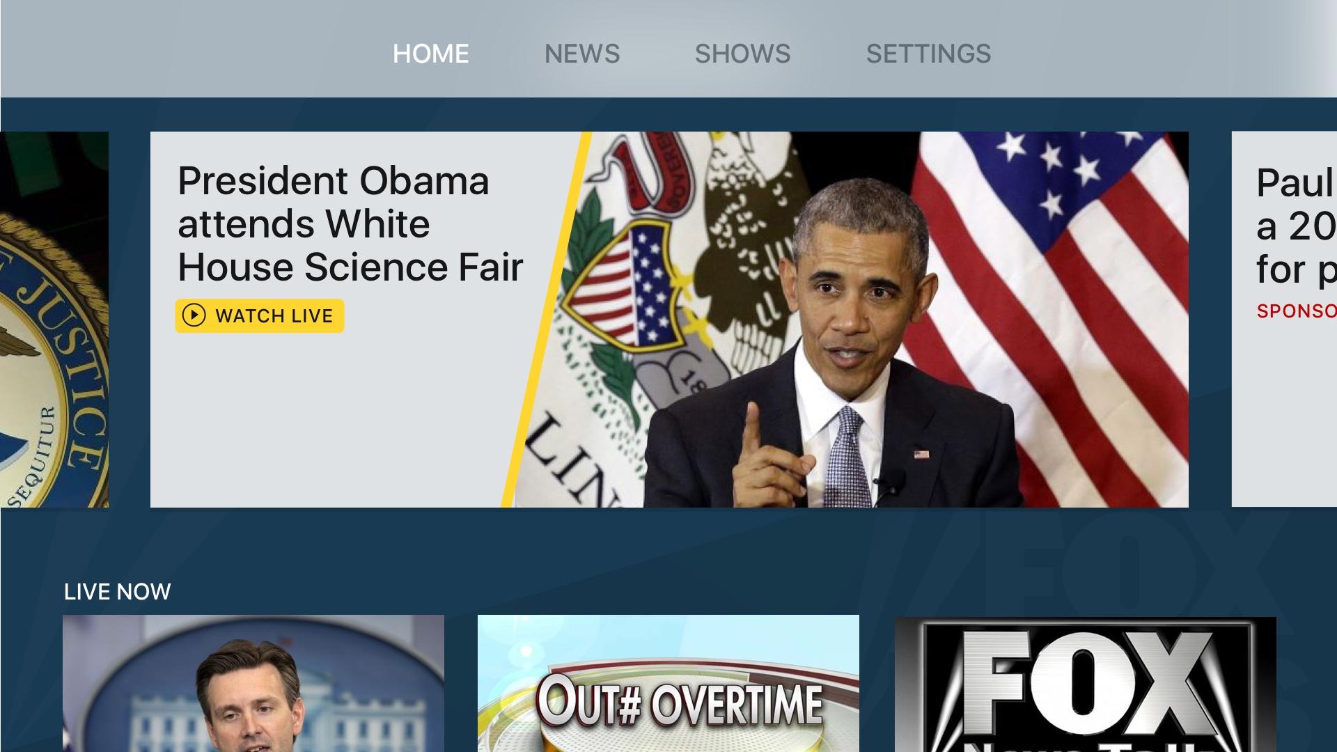 Fox News: Live Breaking News screenshot 14