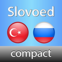 Turkish -> Russian Slovoed Compact dictionary