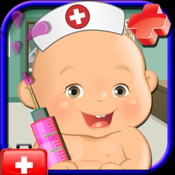 Newborn Baby Clinic - New baby hospital game for mommy and baby care