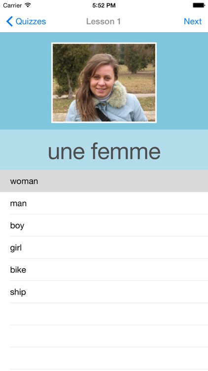 L-Lingo Learn French screenshot-4
