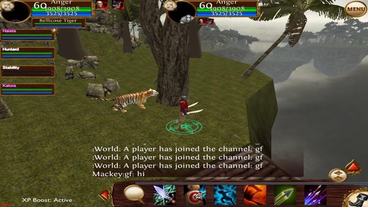 World of Midgard 3D MMORPG screenshot-3