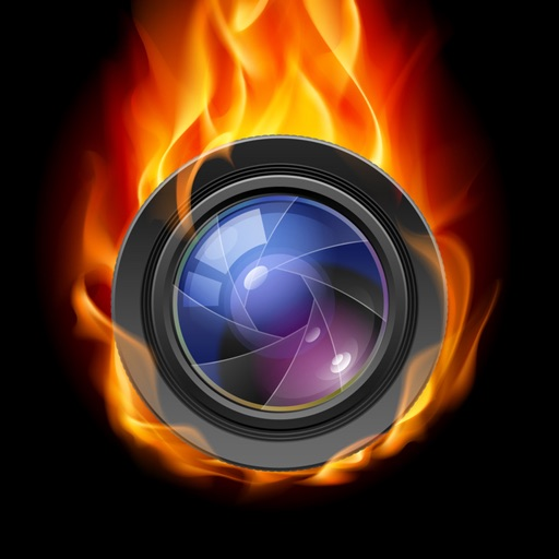 Damage Cam - Fake Prank Photo Editor Booth Icon