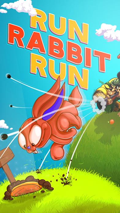 Run Rabbit Run - maze puzzle game screenshot one