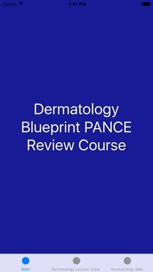 Dermatology blueprint pance review course on the app store iphone ipad malvernweather Images