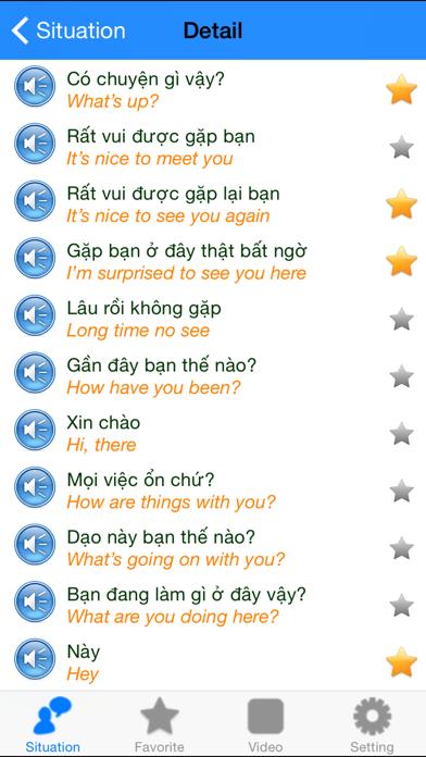 Screenshot #2 pour Tiếng Anh Giao Tiếp