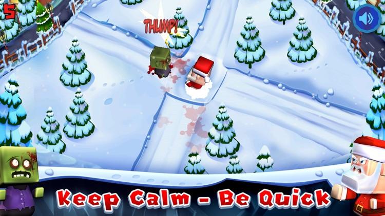 Santa The Zombie Hunter screenshot-4