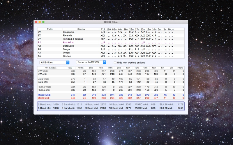RUMlogNG for Mac