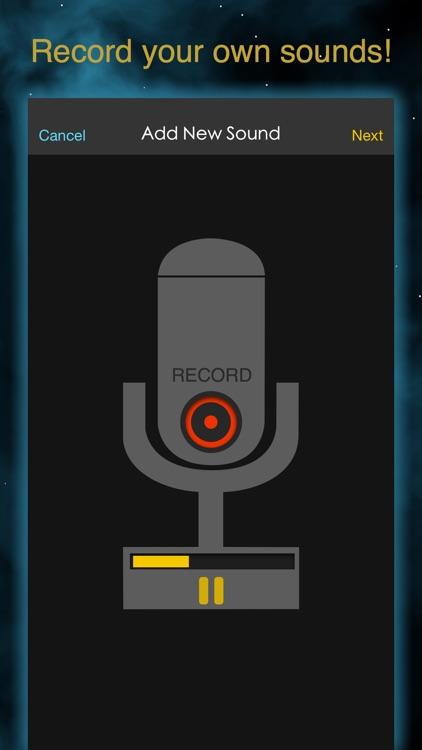 SleepFan: MyFans - Sleep Aid with Recorder screenshot-4
