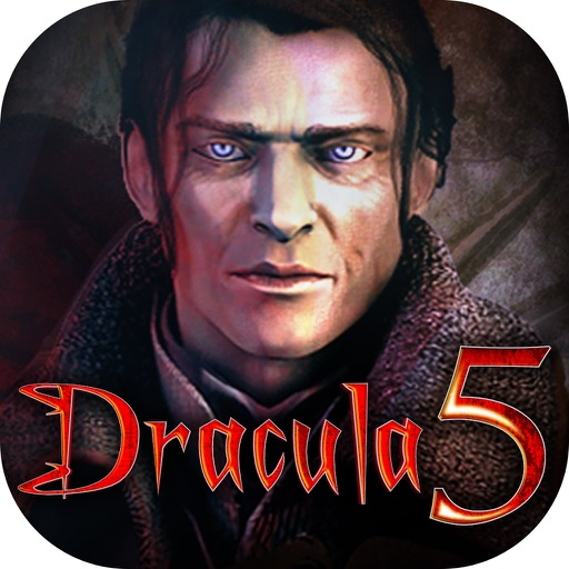 Dracula 5: The Blood Legacy HD (Full) icon