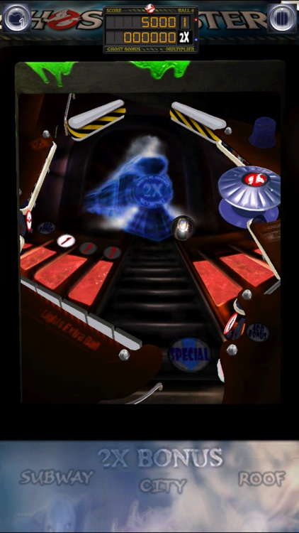 Ghostbusters Pinball screenshot-4