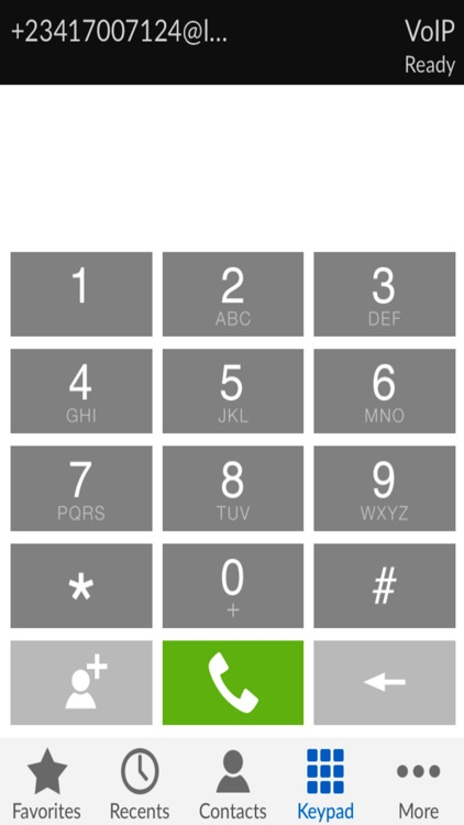 Vodacom Voice screenshot-3