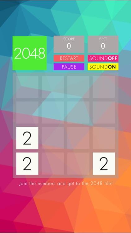 2048 onara screenshot-4