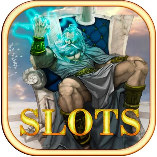 A Casino Pop Zeus Night Crazy Party - FREE Slot Game Poker Cards of Oz