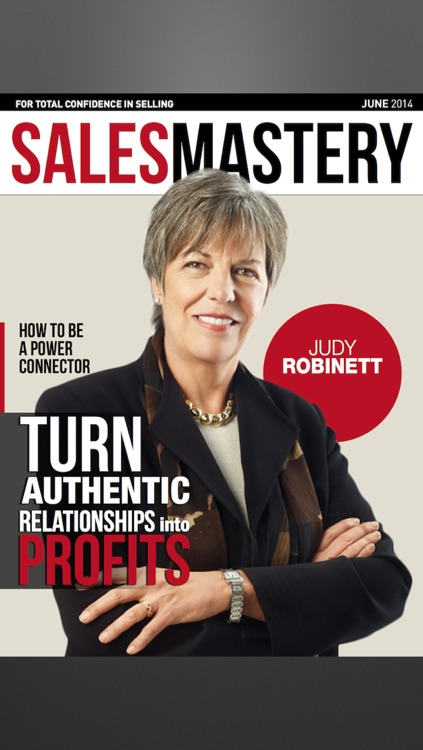 Sales Mastery Magazine screenshot-3