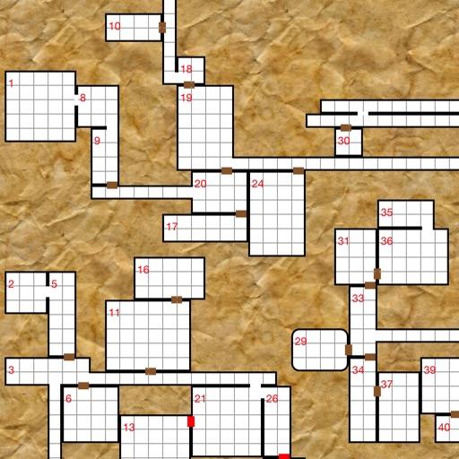 MapMage, the Random Dungeon Generator