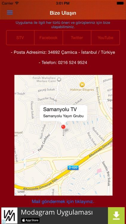 Samanyolu Tv - Canlı Yayın İzle screenshot-3
