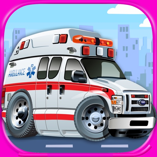 Ambulance Surgery Simulator - Virtual Kids Doctor & Surgeon Games