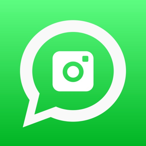 Camera for WhatsApp - Share amazing photos with your friends iOS App