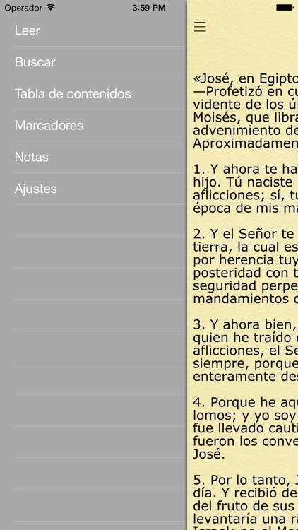El Libro de Mormón (The Book of Mormon in Spanish)