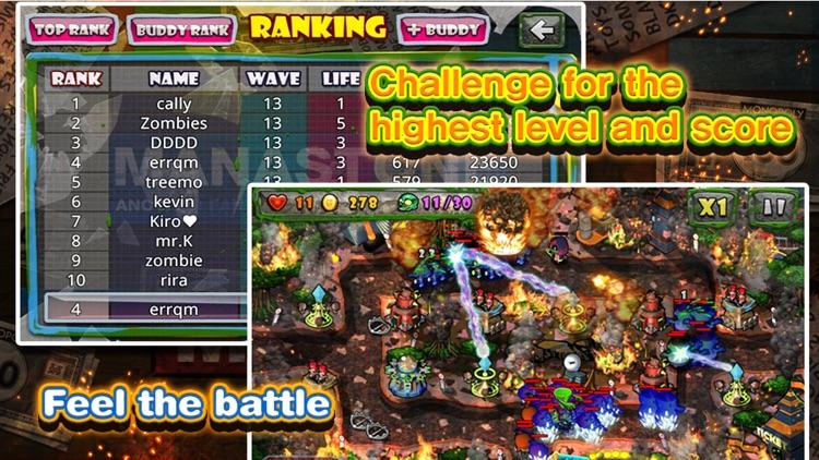 Zombies vs Toys screenshot-3