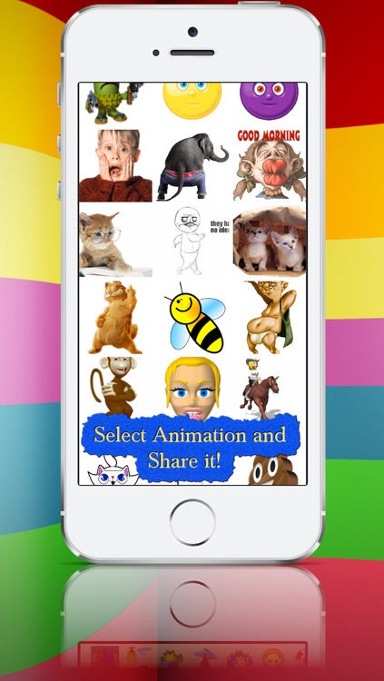 Real Emojis - All the best new animated & static emoji emoticons