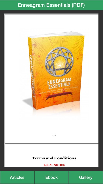 Enneagram Types Guide - Discovering Your Personality Type ! screenshot-2