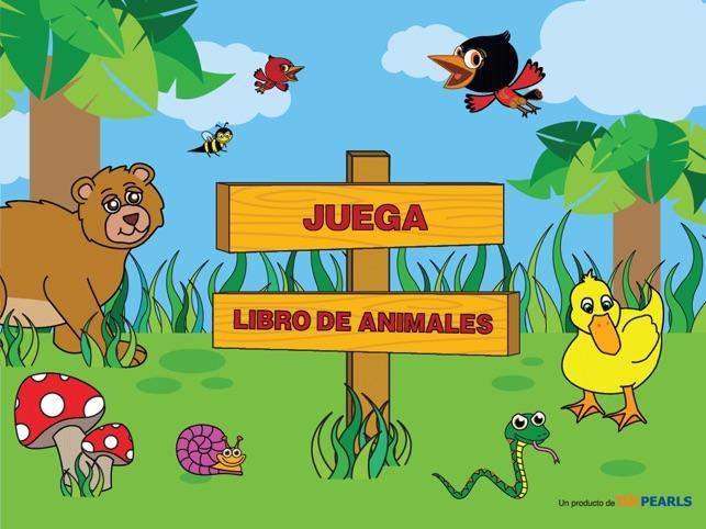 Animal 101 Spanish