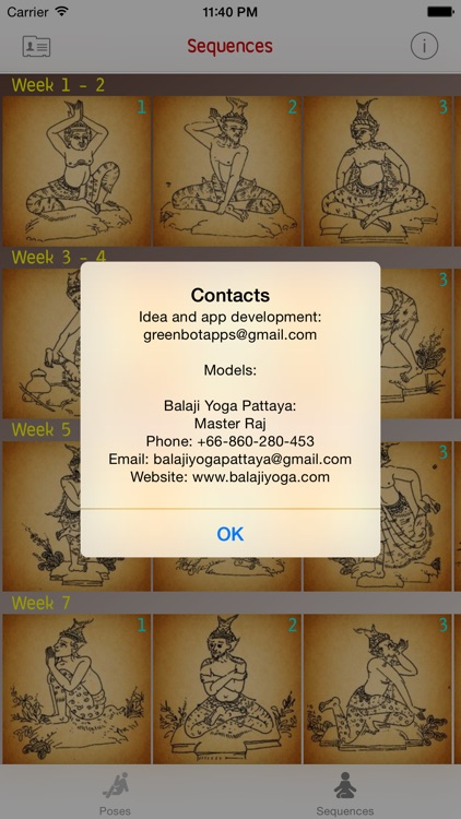 Thai yoga screenshot-2