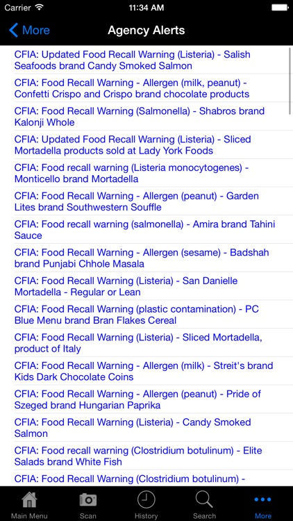 MyFoodFacts screenshot-4